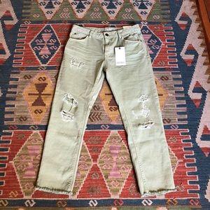 NWT Zara Jeans 2